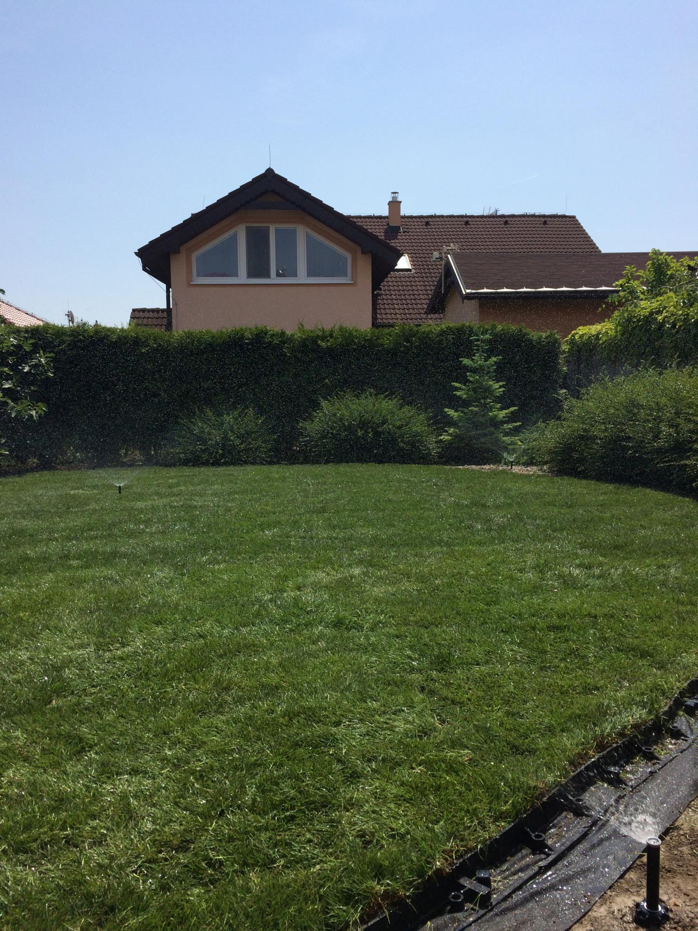 Realizácia záhrad - Rovinka - Stellagarden