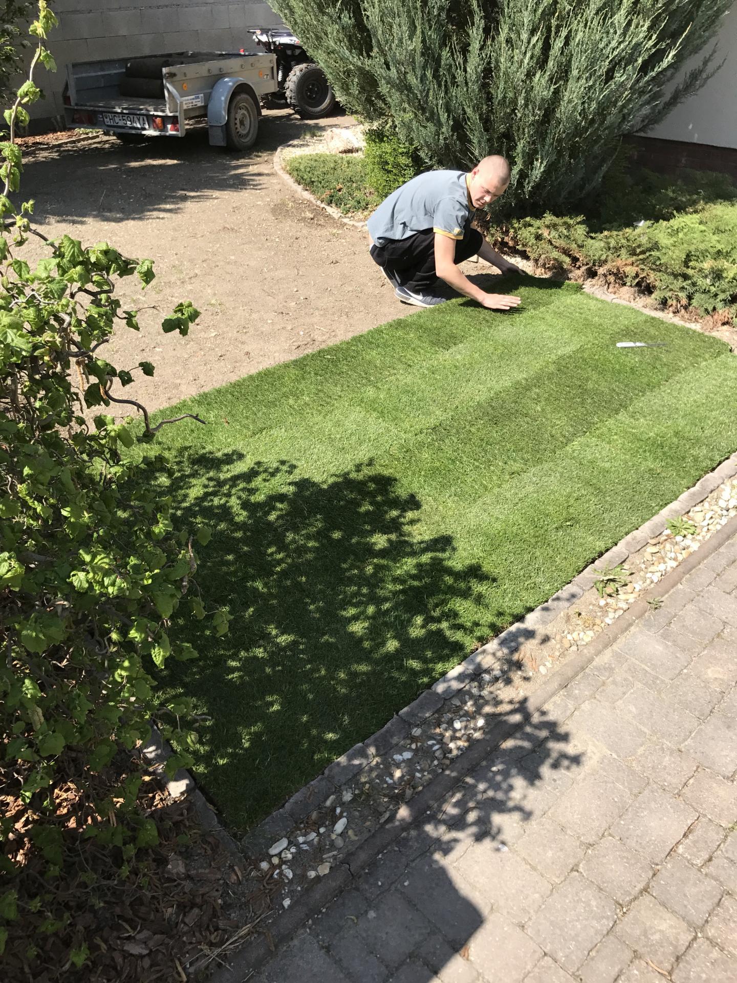 Realizácia záhrad - Alžbetin dvor - Stellagarden