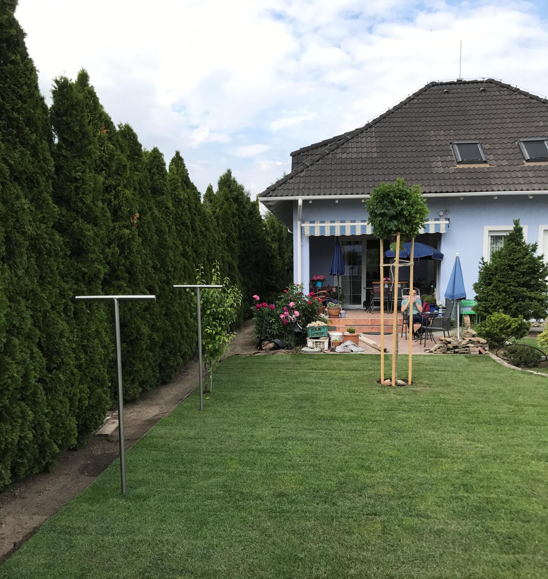 Realizácia záhrad - Jarovce - Stellagarden