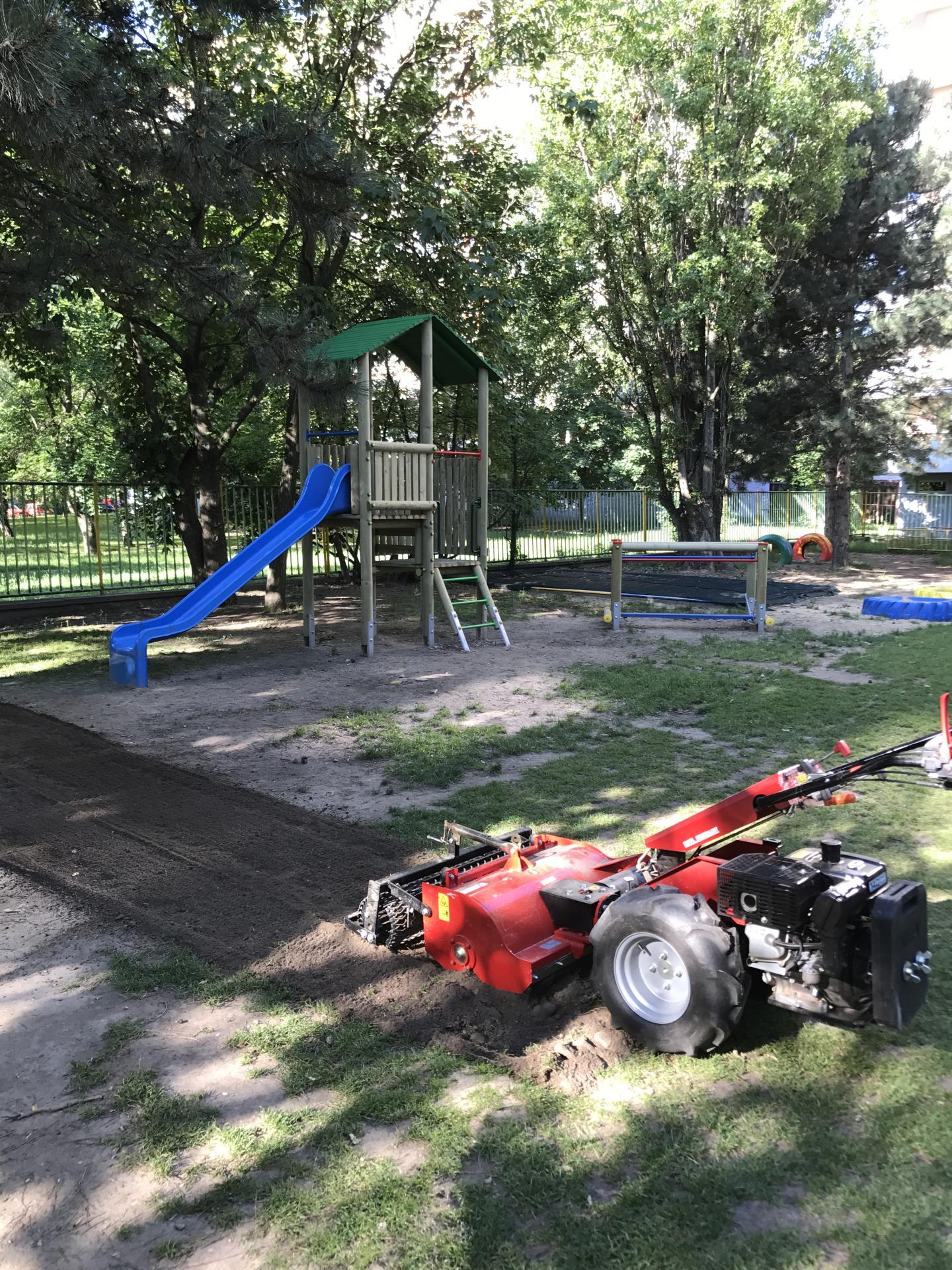 Realizácia záhrad - Škôlka Bratislava - Stellagarden