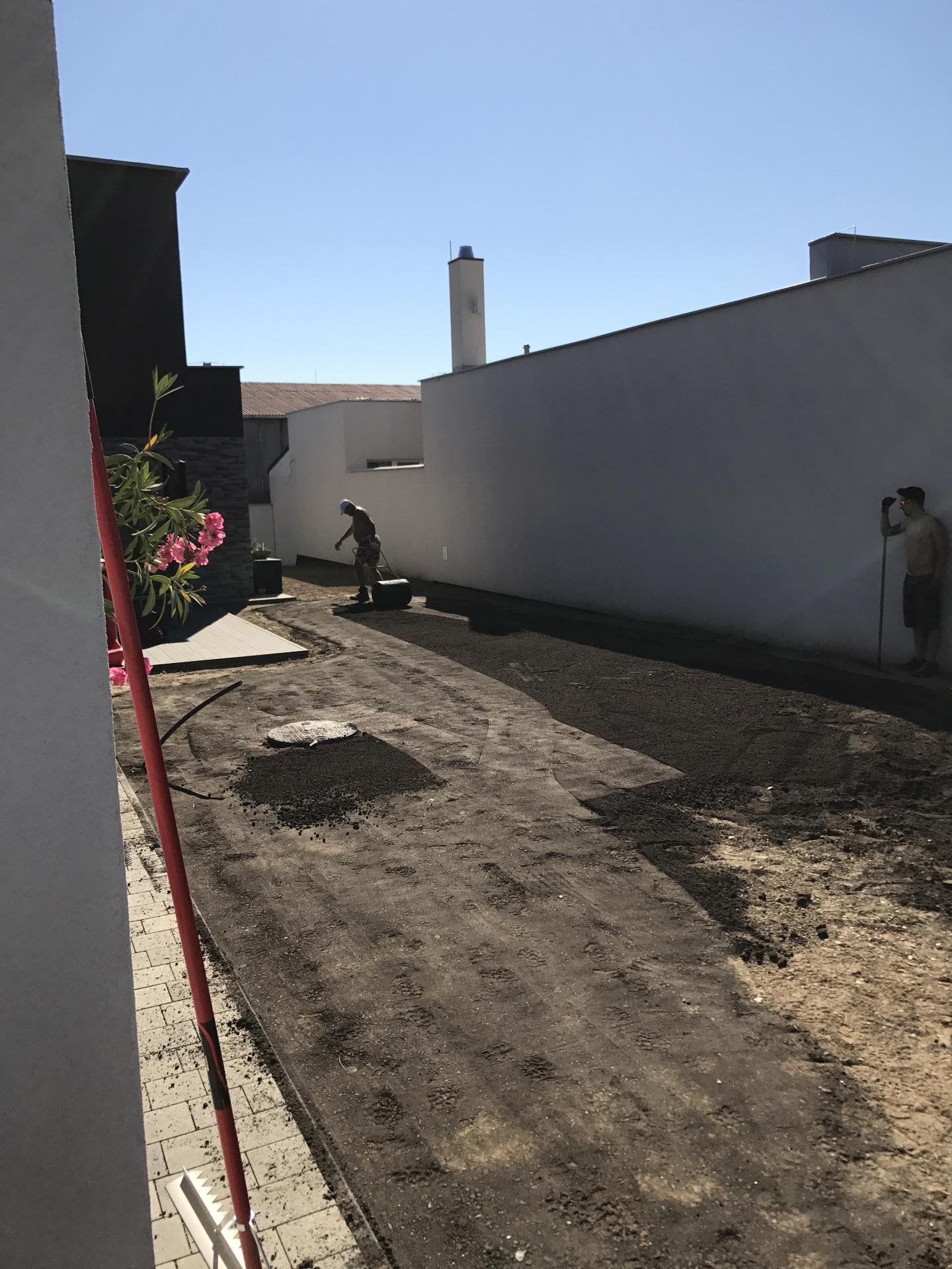 Realizácia záhrad - Bernolákovo - Stellagarden