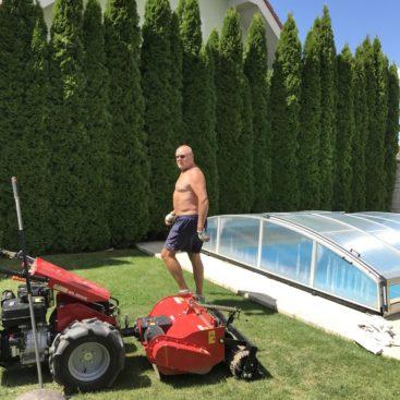 Realizácia záhrad - Bratislava - Stellagarden