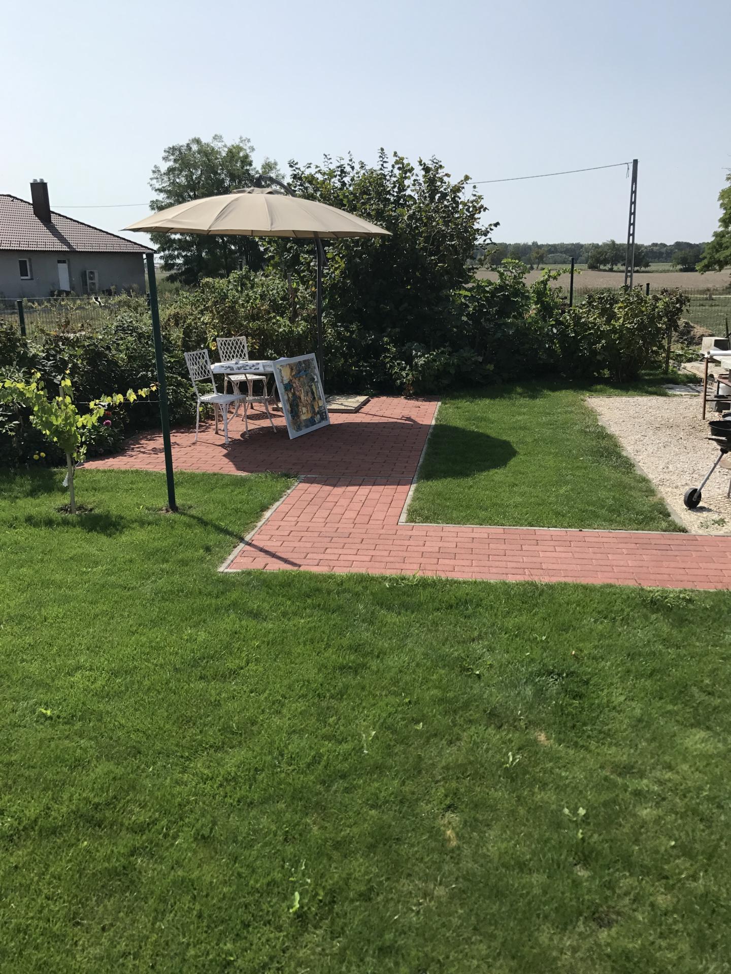 Realizácia záhrad - Záhrada Dunakiliti - Stellagarden